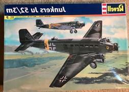 REVELL Plastic Model Aircraft Kit JUNKERS Ju 52/3m, 1:48, LA