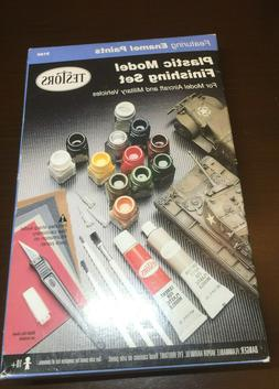Testors Plastic Model Finishing Set/Kit for Aircraft Militar