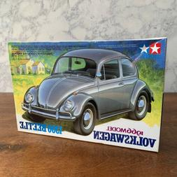 NEW Tamiya Plastic Model Kit '66 Volkswagon Beetle 1/24 Scal