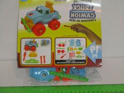 Plastic Model Kit - Build Your Own TRUCK, Play With Arts/Cra