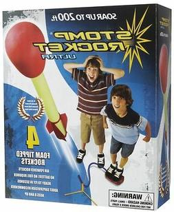 Ultra Stomp Rocket, Play, Fly,Outdoor,Sport,Game,Blaster,Cat