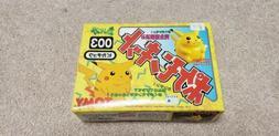 pokemon kit 003 pikachu model kit japan