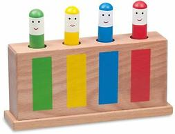 Galt Pop-Up Wooden Toys Baby/Toddler/Child Colourful Activit