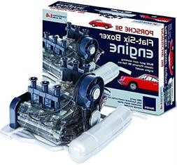 Porsche 911 Flat-Six Boxer Engine Model Kit