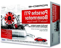 Porsche Flat-Six Boxer Engine Model Kit, Porsche Museum Edit