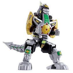 power rangers super mini pla green dragonzord