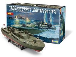 Revell PT-109 Patrol Torpedo Boat Commanded by LTJG John F K