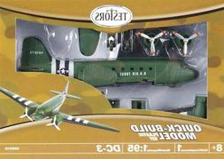 Testors Quick Build DC-3 Model Plane Kit 1:95 Scale /With St