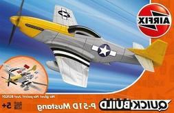 Airfix Quickbuild P-51D Mustang # J6016