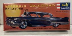 Rare Sealed REVELL CADILLAC ELDORADO BROUGHAM  Authentic Kit