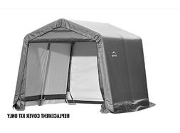 ShelterLogic Replacement Cover Kit 10x10 90504 Gray for mode
