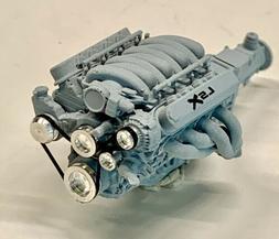 resin chevy gm lsx engine motor engine