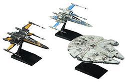 Bandai Hobby Resistance Vehicle Set Star Wars: the Last Jedi