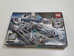 LEGO Resistance Y-Wing Starfighter Collectible Starship Mode