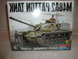 Revel Monogram: M48A2 Patten Tank 1:35 Model Kit - New seale