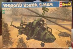 Revell 1:72 PAH-2 Attack Chopper Helicopter Plastic Model Ki