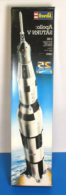 Revell 1/96th scale Apollo Saturn V Rocket Plus Space Model