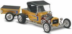 Revell Monogram Ford T Street Rod 1/24 Scale Plastic Model K