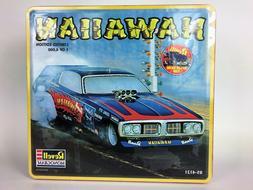 REVELL MONOGRAM HAWAIIN DRAG RACING FUNNY CAR 1:25 SCALE KIT