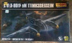 revell pro modeler german messerschmitt me 410b