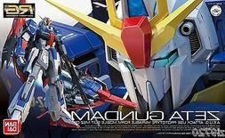 RG Real Grade #10 MSZ-006 Z Zeta Gundam 1/144 model kit Band