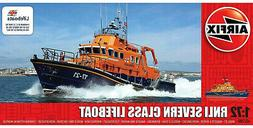 Airfix RNLI Severn Class Lifeboat 1:72 Scale Plastic Model S