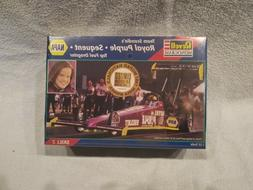 Revell ROYAL PURPLE TOP FUEL DRAGSTER Factory Sealed Model K