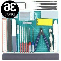 Rustark Gundam Model Tools Kit Hobby Building Tools Craft Se
