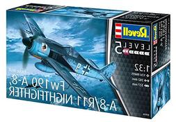 RVG03929 1:32 Revell Germany Fw 190A-8, A-8/R11 Nightfighter