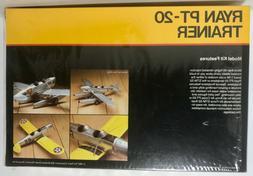 TESTORS RYAN PT-20 TRAINER PLASTIC MODEL KIT #510 1/48 SCALE