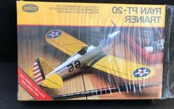 TESTORS RYAN PT-20 TRAINER PLASTIC MODEL KIT #510 1/48 SCALE