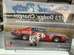 Salvinos JR Models RPDC1973D Richard Petty 1973 Dodge Charge