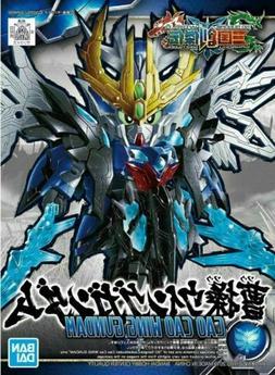 Bandai Hobby Sangoku Soketsuden Cao Cao Wing Gundam SD Model