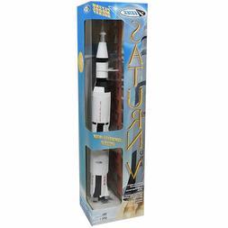 Estes Saturn V Apollo 11 1:200 scale model rocket ready to f