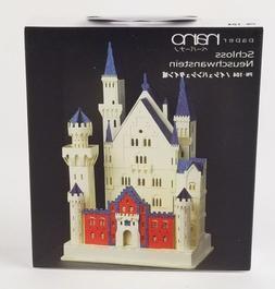 Paper Nano Schloss Neuschwanstein Castle Building Kit PN-104