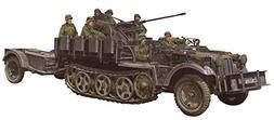 Dragon Models Sd.Kfz.10/4 fur 2cm FlaK 30, 1940 with Ammo Tr