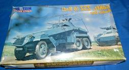 HISTORIC SDKFZ. 232 6 RAD RADIO CAR 1/35 Model KIT NEW FREE