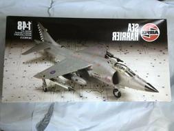 Airfix Sea Harrier 1:48 Model Kit Series 5 New FRS MK1 Seale