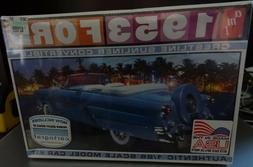 SEALED AMT 1953 Ford Crestline Sunliner Convertible 1:25 Mod
