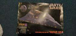 SEALED 1995 AMT/ERTL Star Wars Star Destroyer Fiber Optic Li
