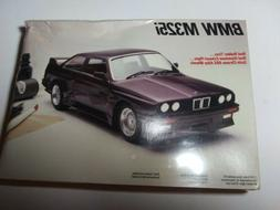 Sealed! Testors BMW M325i model kit