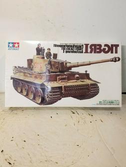 sealed wwii german model tiger 1 tank