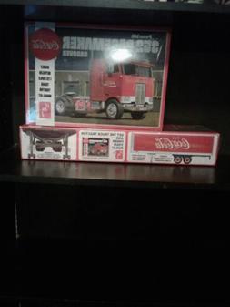 Semi truck model kits