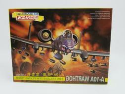 Shanghai Dragon A-10A Warthog Model Kit  1/144 - FACTORY SEA