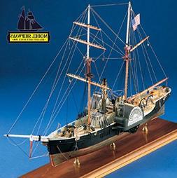 Model Shipways Civil War Harriet Lane Gunboat 3/32 Scale Blo
