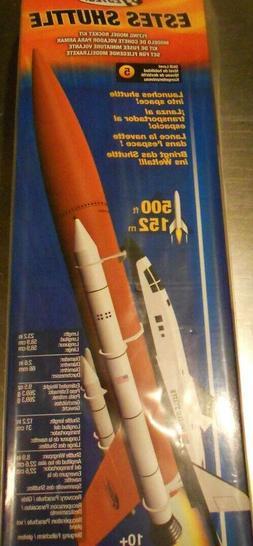 Estes Shuttle Flying Model Rocket Kit