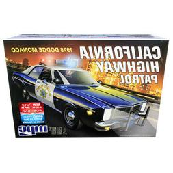 Skill 2 Model Kit 1978 Dodge Monaco CHP  Police Car 1