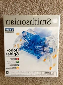 Educational Toys For 8 Year Olds Smithsonian Robo Spider Kit