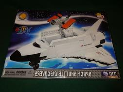COBI Smithsonian/Space Shuttle Discovery Model Building Kits