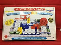 Snap Circuits Jr Kit Model SC-100 Fun Learning Electronics 1